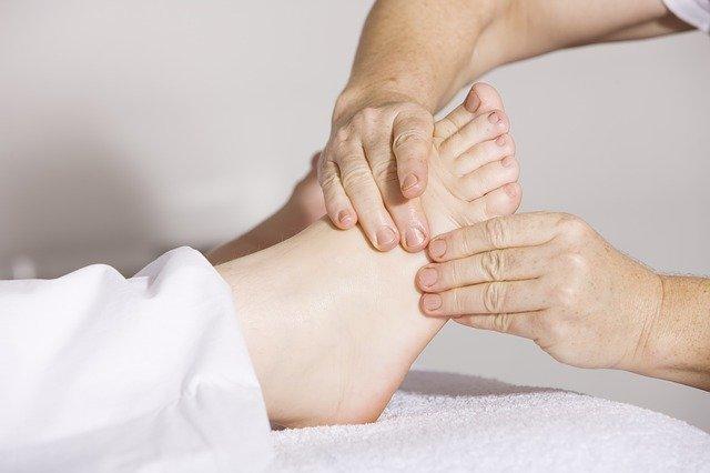 Massage réflex simple détente 45€